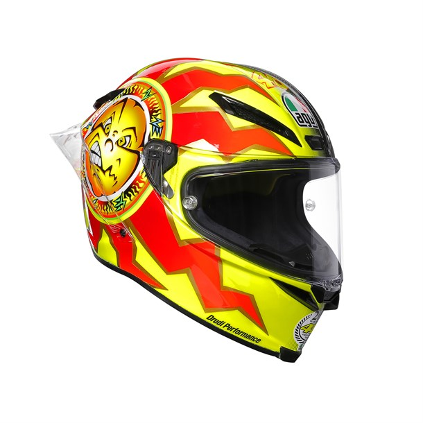 Agv Pista Gp R Limited Edition Rossi 20 Years Kapalı Kask
