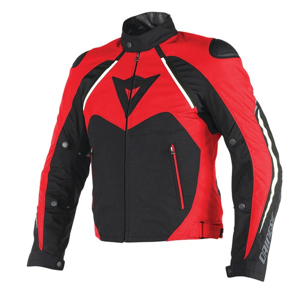 Dainese Hawker D-Dry Mont Black Red White