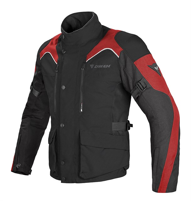 Dainese Tempest D-Dry Mont Black Black Red
