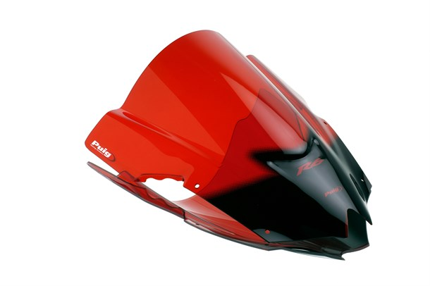 Puig / 4635R Racing Screen Yamaha R6 08-14 Red