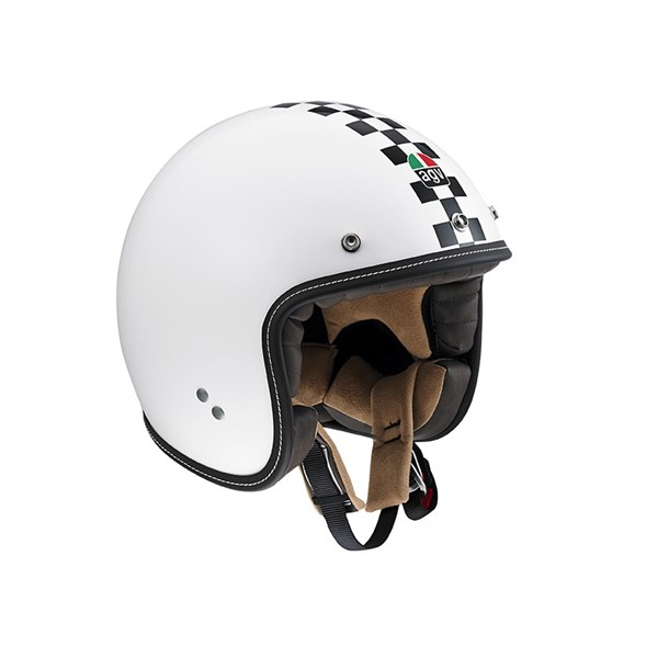 AGV RP60 MULTI CHECKER FLAG AÇIK KASK