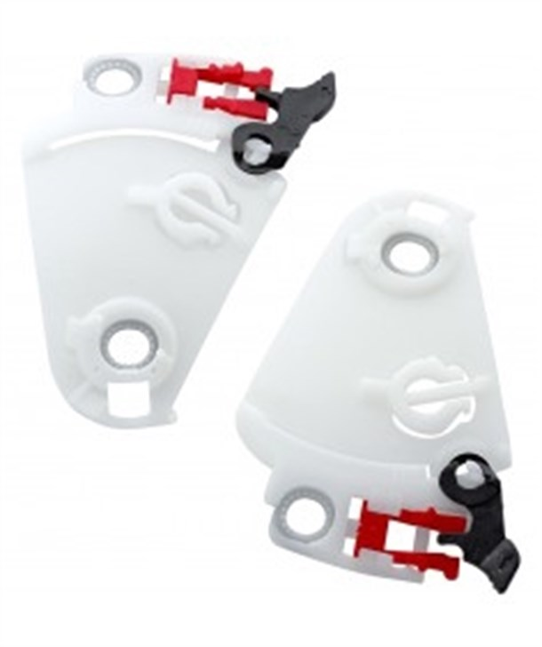 ARAI 2258 SAI BASE PLATE WHITE