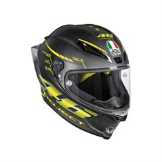 Agv Pista Gp R Top Plk Project 46 Matt Carbon Kapalı Kask