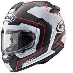 Arai Axces 3 Line Red Kapalı Kask