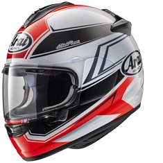 Arai Chaser-X Shaped Red Kapalı Kask