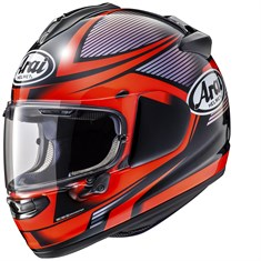 Arai Chaser-X Tough Red Kapalı Kask