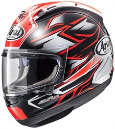 Arai RX7 V Ghost Red Kapalı Kask