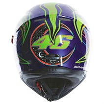 Agv K3 Sv Top Five Continents Kapalı Kask