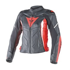 Dainese Avro D1 Lady Deri Mont Black Red White