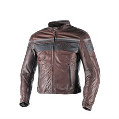 Dainese Black Jack Dark Brown Black Deri Mont