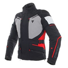 Dainese Carve Master 2 Gore-Tex Mont Black Frost Grey Red