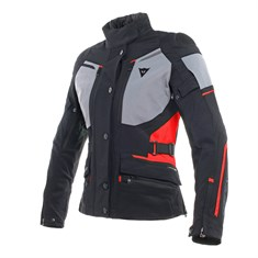 Dainese Carve Master 2 Lady Gore-Tex Pantolon Black Frost Grey Red