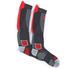 Dainese D- Core High Çorap Black Red