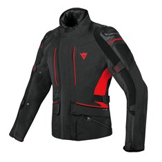 Dainese D-Cyclone Gore-Tex Mont Black Black Red
