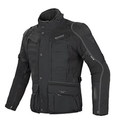 Dainese D-Explorer Gore-Tex Mont Black Black Dark Gull Grey