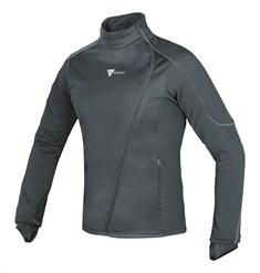Dainese D-Mantle Fleece Ws Black Black Antracite