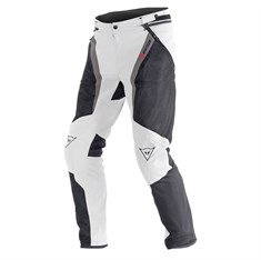Dainese Drake Super Air Tekstil Pantolon Dark Gull Grey Black