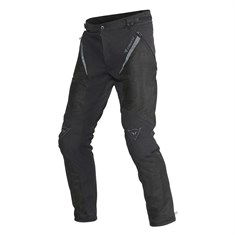 Dainese Drake Super Air Tekstil Pantolon Black Black