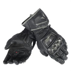 Dainese Druid D1 Long Deri Eldiven Black