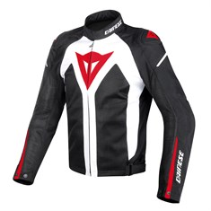 Dainese Hyper Flux D-Dry Mont White Black Red