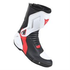 Dainese Nexus Deri Bot Black White Lava Red
