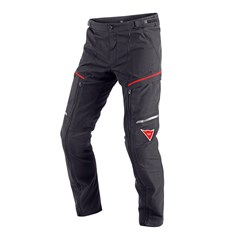 Dainese P.Rainsun D-Dry Pantolon Black Red