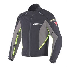 Dainese Rainsun Black Yellow D-Dry Mont