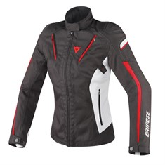 Dainese Stream Line Lady D-Dry Mont Black Grey Red