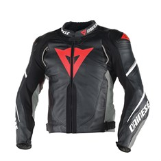 Dainese Super Speed D1 Deri Mont Black Antracite White
