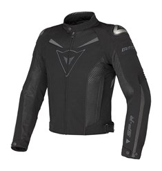 Dainese Super Speed Tekstil Mont Black Black Dark Gull Grey