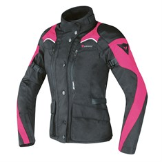 Dainese Tempest D-Dry Lady Mont Black Fuchsia
