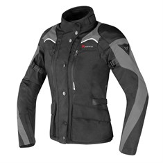 Dainese Tempest Lady D-Dry Mont Black Black Dark Gull Grey