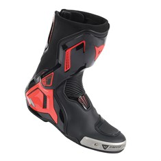 Dainese Torque D1 Out Deri Bot Black Fluo Red