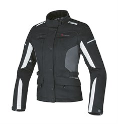 Dainese Zima Lady Gore-Tex Mont Black Dawn Blue