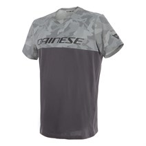Dainese Camo Tracks Antracite T-Shirt