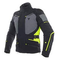 Dainese Carve Master 2 Black Yellow Goretex Mont