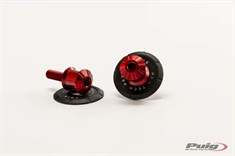 Puig / Spools Hi-Tech Parts Dim.8 C/Red