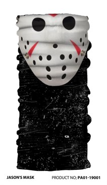 Pirate & Parrot Bandana JasonS Mask