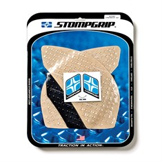 Stompgrip Streetbike Kit Volcano Clear Depo Pad