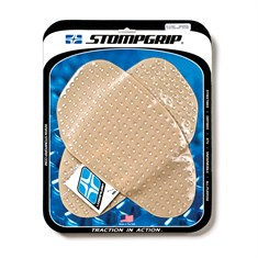 Stompgrip Universal Large Streetbike Kit Vlc Clear Depo Pad