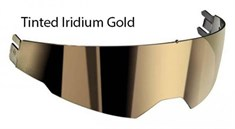 AGV CAM/INTERNAL SUN VISOR ISV AS -IRIDIUM GOLD
