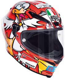 Agv Corsa Limited Edition W. İannone Winter Test 2016 Kapalı Kask