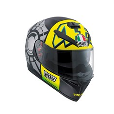 Agv K3 Sv Top Winter Test 2012 Kapalı Kask