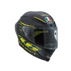 AGV PISTA GP TOP W-PROJECT 46 2.0 CARBON MATT KAPALI KASK