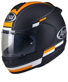 Arai Axces 3 Blaze Orange Kapalı Kask