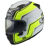 Arai Profile-V Bend Yellow Kapalı Kask