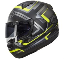 Arai Qv-Pro Charged Yellow Kapalı Kask