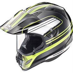 Arai Tour-X4 Move Yellow Kapalı Kask