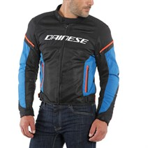 Dainese Air Frame D1 Black Blue Tekstil Mont