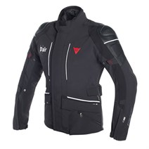 Dainese Cyclone D-Air Gore-Tex Mont Black White-